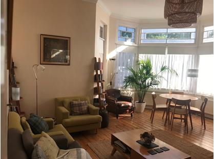 3 Bed Flat, Ground Floor Garden  Tetherdown, N10