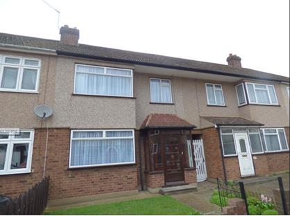 3 Bed Terraced House, Vincent Road, RM13