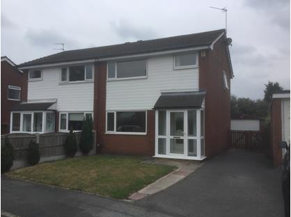 3 Bed Semi-Detached House, Barrow Meadow, SK8