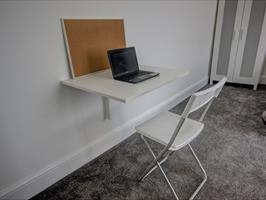 Folding Desk & Chair