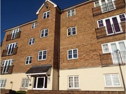 2 Bed Flat, Caspian Close, RM19