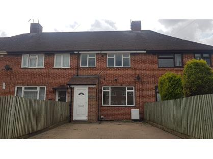 3 Bed Terraced House, Buckingham Crescent, OX26