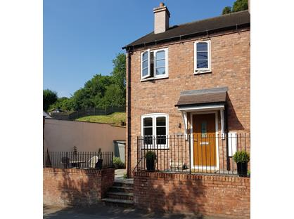 2 Bed End Terrace, The Mines, TF12