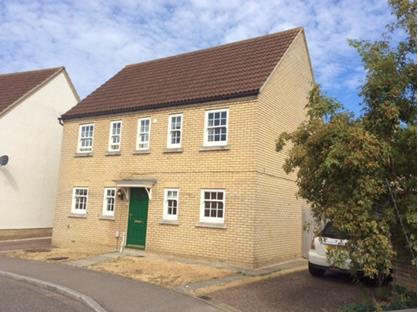 4 Bed Detached House, Wissey Way, CB6
