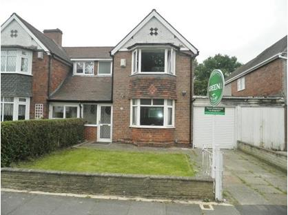3 Bed Semi-Detached House, Western Road, B24