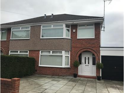 3 Bed Semi-Detached House, Dearnford Avenue, CH62