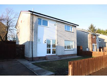 4 Bed Detached House, Moffat View, ML6