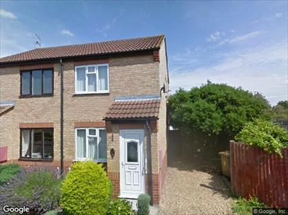 2 Bed Semi-Detached House, Lavender Close, NG34