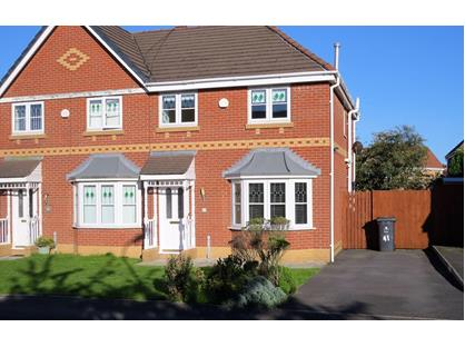 3 Bed Semi-Detached House, Penda Drive, L33