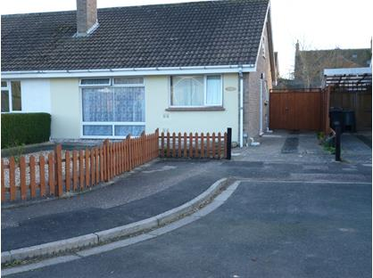 2 Bed Bungalow, Caernarvon Way., TA8