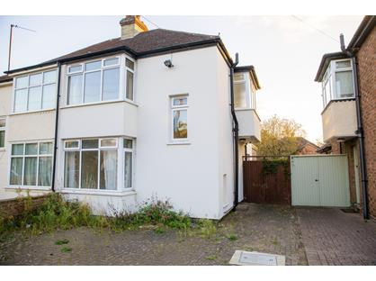 3 Bed Semi-Detached House, Lovell Road, CB4