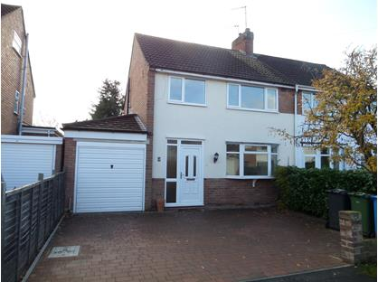 3 Bed Semi-Detached House, Mayfield Avenue, ST19