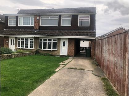 4 Bed Semi-Detached House, Kirkfell Close, TS16