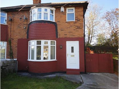 3 Bed Semi-Detached House, Milburn Crescent, TS20