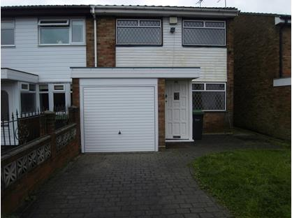 3 Bed Semi-Detached House, Henn Drive, DY4