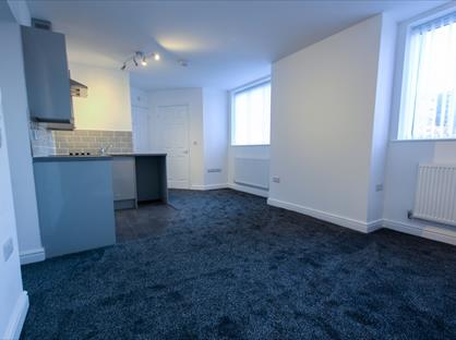 1 Bed Flat, High Street, ST6