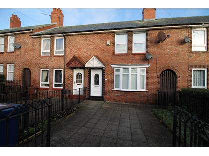 2 Bed Terraced House, Norbury Grove, NE6
