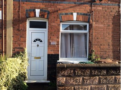 2 Bed Terraced House, Stanhope Road, DE11