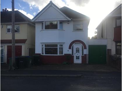 3 Bed Detached House, Sunnybank Road, B68