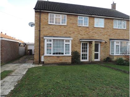 3 Bed Semi-Detached House, Barton Road, IP12