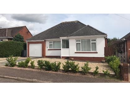 2 Bed Bungalow, Withycombe Park Drive, EX8