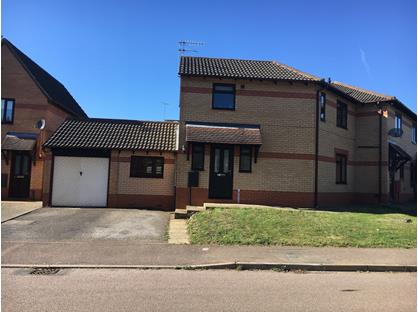 3 Bed Terraced House, Mallard Drive, NN11