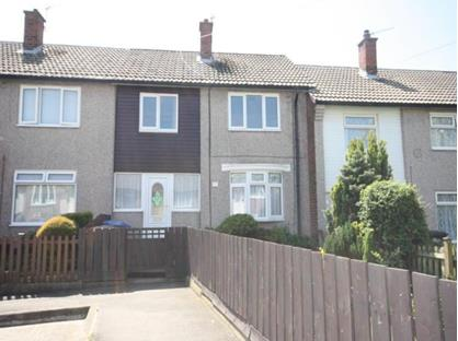 3 Bed Semi-Detached House, Somerset Road, TS14