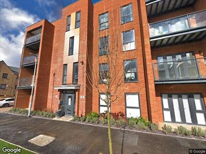1 Bed Flat, Percale House, SM6