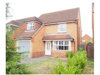 4 Bed Detached House, Pendeen Close, DN36