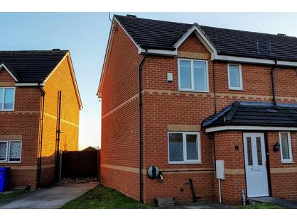 3 Bed Semi-Detached House, Festival Close, ST6