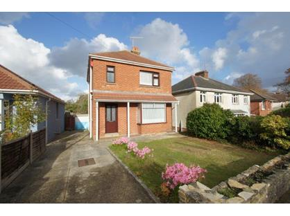 3 Bed Detached House, Dorchester Road, BH15
