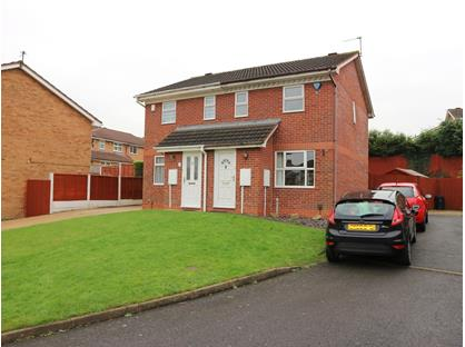 2 Bed Semi-Detached House, Somerford Way, WV14