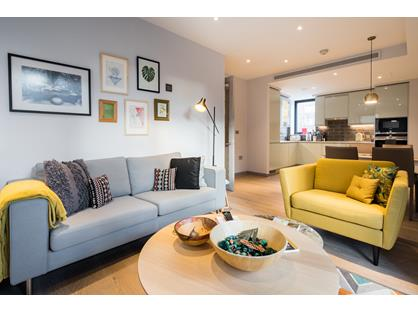 2 Bed Flat, Fothergill House, SW18