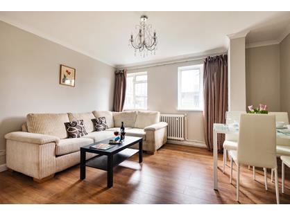 3 Bed Flat, Kirkstall House, SW1V