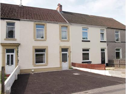 4 Bed Terraced House, Glasfryn Terrace, SA4