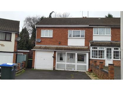 3 Bed Semi-Detached House, Middlemist Grove, B43