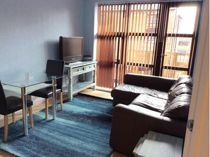 2 Bed Flat, Camden Village, B1