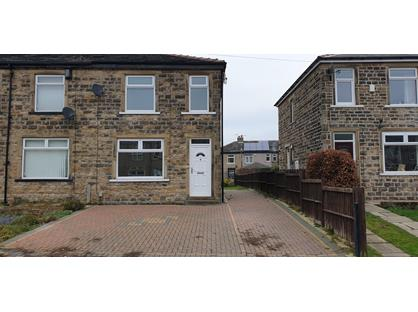 3 Bed Semi-Detached House, Carr Bottom Avenue, BD5