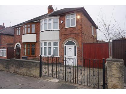 3 Bed Semi-Detached House, Northdene Road, LE2