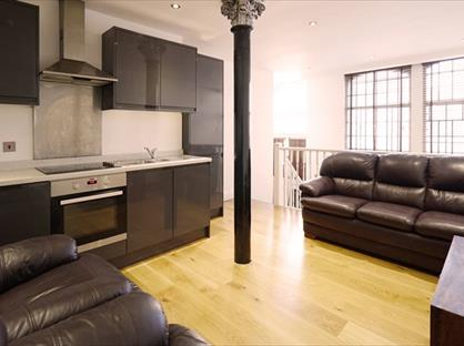 2 Bed Flat, Spa Road, SE16