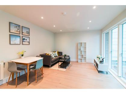 1 Bed Flat, Marsden House, SE3