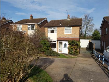 3 Bed Detached House, Halstead Road, LE12