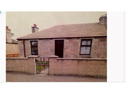 2 Bed Bungalow, Sutherland Street, AB56