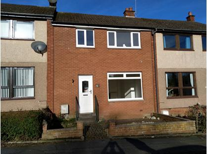 3 Bed Terraced House, Murray Crescent, FK2
