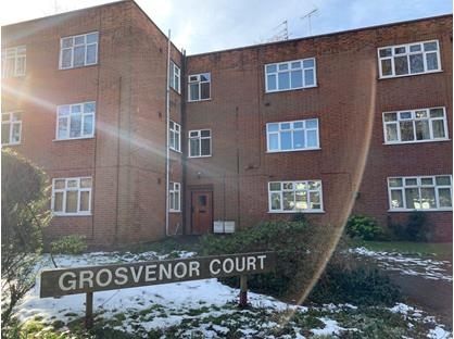 2 Bed Flat, Grosvenor Road, AL1