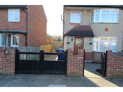 3 Bed Semi-Detached House, Wilsmere Drive, UB5