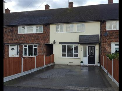 3 Bed Terraced House, South Road, RM15
