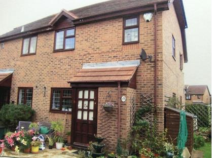 1 Bed Semi-Detached House, Ypres Way, OX14