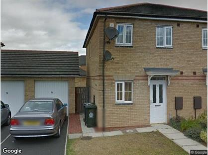 2 Bed Semi-Detached House, Lansbury Court, NE12