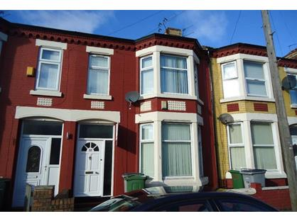 3 Bed Terraced House, Clarence Road, CH44